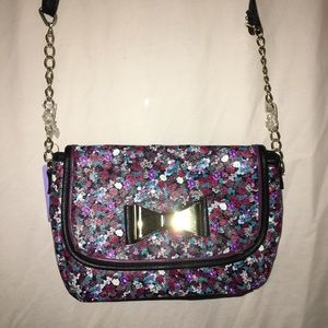 Claire's night out bag